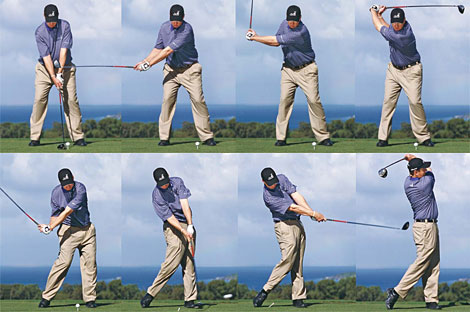 The proper golf swing is it possible to acheive The Perfect Golf ...